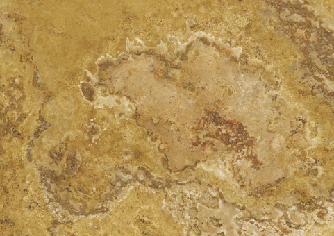 YELLOW TRAVERTINE CROSS CUT