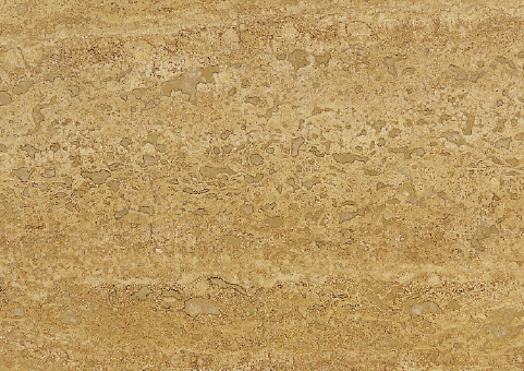 YELLOW TRAVERTINO VEIN CUT